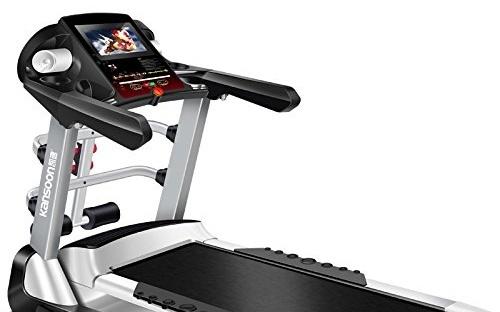 凯速多功能跑步机:视频听歌样样行,跑步场景随心换