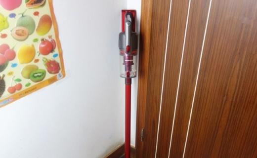 「国货笔芯」正当红大吸力,易度9000PA无线吸尘器体验!
