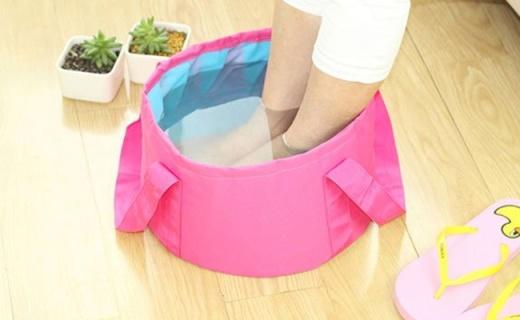 Naphele户外水盆:耐撕耐用好携带,外出洗漱更方便