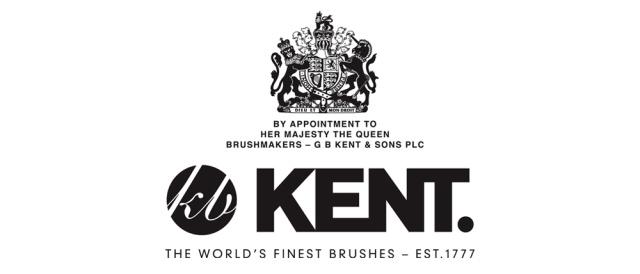 肯特(Kent)PF02天然鬃毛气垫按摩梳