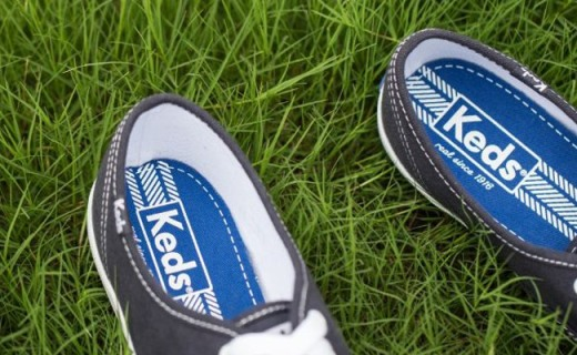 Keds翻毛皮休闲鞋:秋季款式,舒适透气又百搭