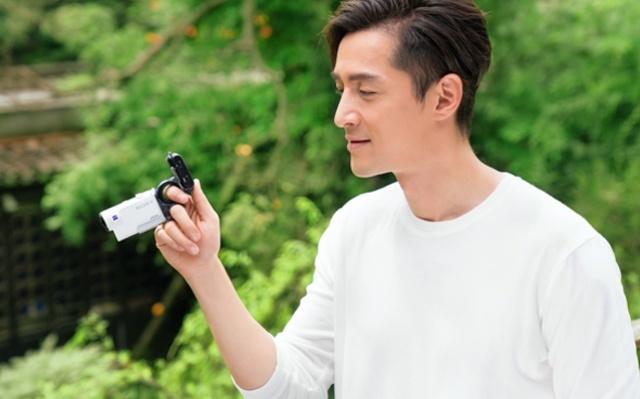 索尼(SONY)FDR-X3000R运动相机