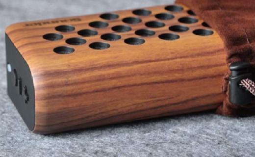 声德音箱:专利线性低音三频均衡,保真立体声强劲低音