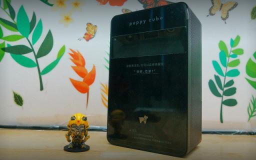 便携+触控 横竖都精彩——Puppy Cube触控投影简评