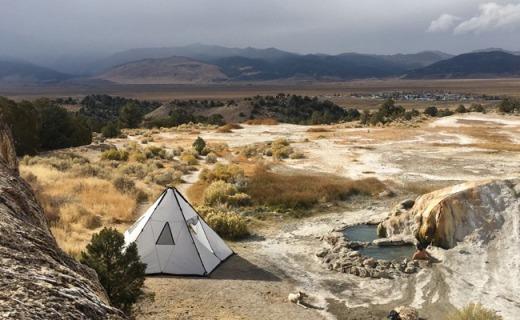 超大旅行帐篷,让你在户外也能感受到家的感觉