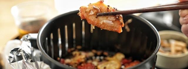 懒人吃货神器,不用1滴油在家也能做炸鸡吃 — GOURMETmaxx空气炸锅体验 | 视频