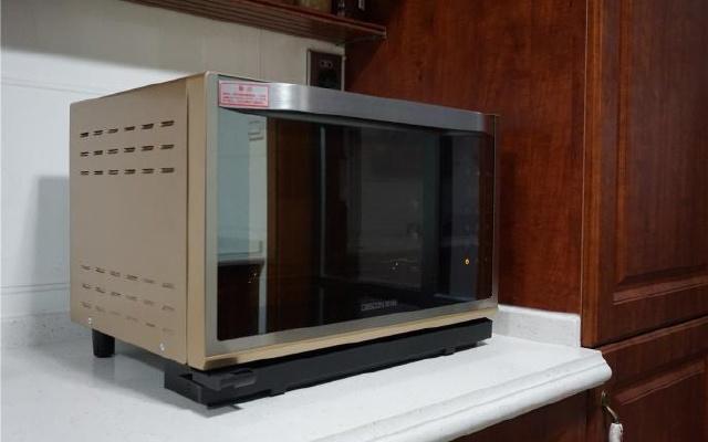 蒸烤一体,让你省心的厨房好物 — 凯度台式蒸烤箱开箱晒物