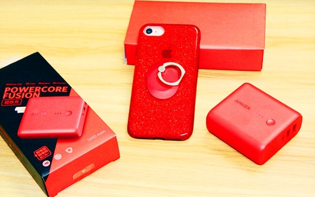 充电器与充电宝二合一,还能给笔记本充电 — anker超级充红色版体验