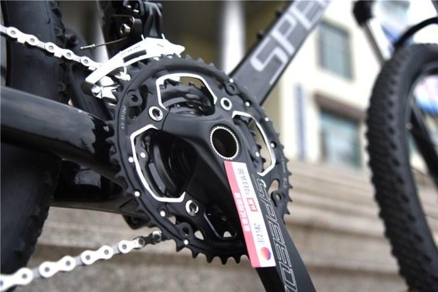 SpeedXMustang自行车