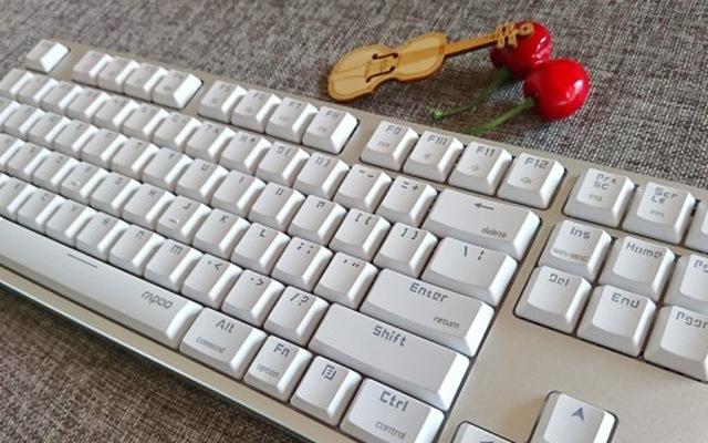 简约设计,手感良好,码字也能爽到飞起 — 雷柏 MT500办公机械键盘体验 | 视频
