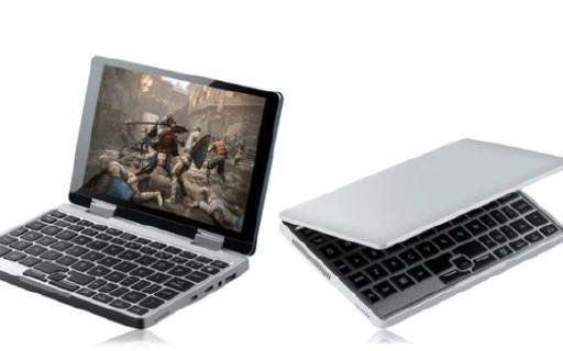 微型便携笔记本上线众筹:翻转二合一,支持1024级触控手写