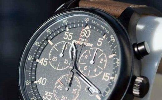 天美时男式手表:独有夜光功能,石英机芯性价比首选