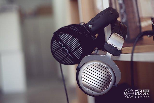 拜亚动力(Beyerdynamic)DT990头戴式耳机