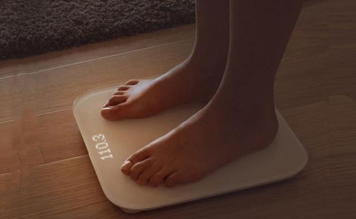 Dretec体重秤:高精度测量,纤细超薄又耐用