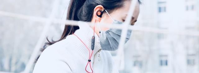 妹子亲测蓝牙运动耳机,不仅智能还有心率监测