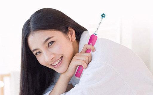Oral-B电动牙刷挚爱礼盒,七夕想要甜蜜拥吻从刷牙开始!