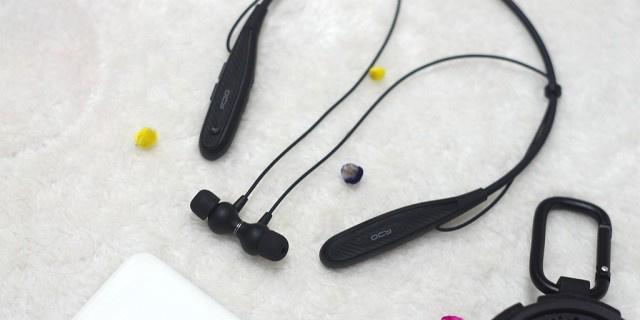 减轻耳部负担,QCY让运动更加畅快 — QCY QY25 运动蓝牙耳机评测