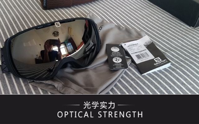 Salomon XT ONE横向测评纵向对比,体验最适合自己脸庞的雪镜