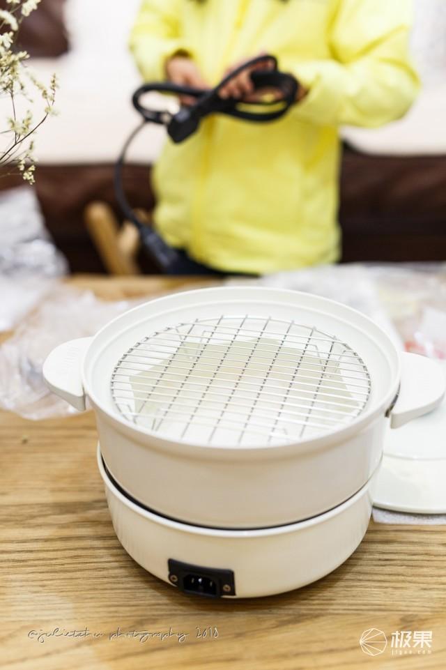 Bruno日本多功能煮食锅