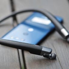 京选 颈挂式 蓝牙耳机