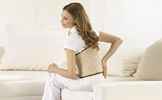 博雅护腰保暖电热垫 :智能控温安全健康,腰腹膝全面保护