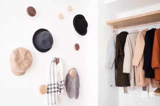 无印良品(MUJI)橡木材实木电视柜