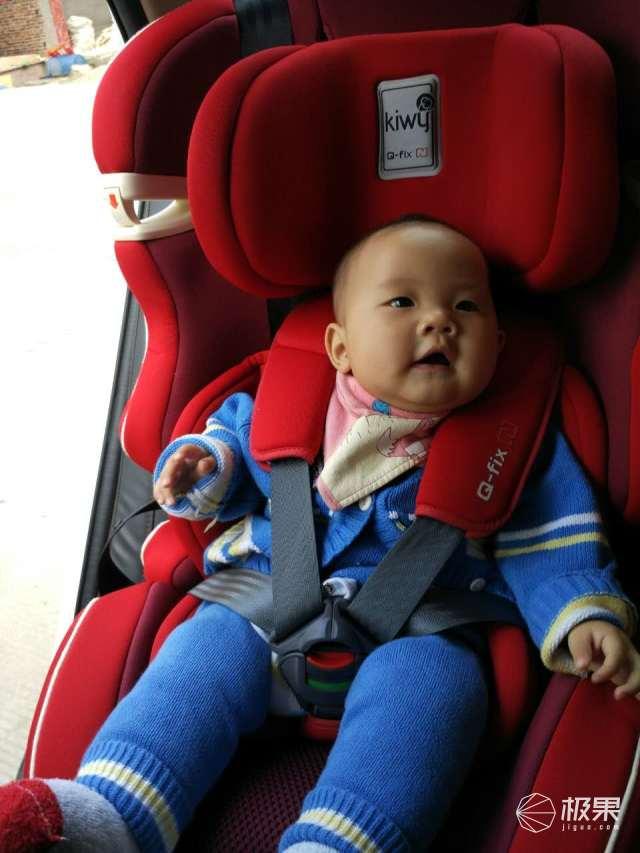 kiwy无敌浩克plus安全座椅试用报告 第26张
