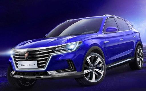 荣威 Marvel X 纯电 SUV 今日发布:跑车性能+多项前沿科技