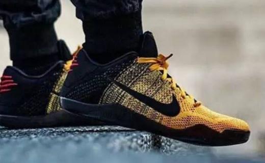关于球鞋的黑黄情结,你是站李小龙还是蝙蝠侠?