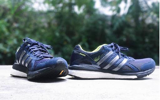 阿迪达斯Zero系列跑鞋:Boost缓震,Torsion科技支撑出色更省力
