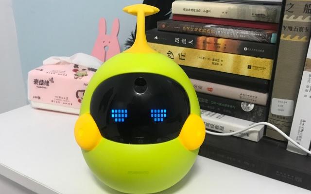 无所不知,宝宝的早教顾问:布丁迷你豆智能机器人体验