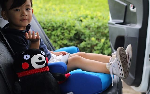 重新定义安全座椅,欧颂osann便携式安全增高垫体验
