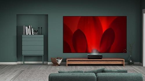 海信发布全新激光电视,超大尺寸看世界杯更爽!