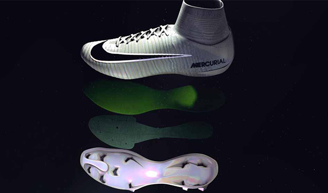 NikeMERCURIALSUPERFLYVAG刺客人造草地足球鞋