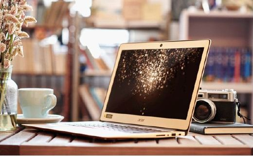 宏碁Swift3笔记本:八代处理器性能出色,全金属机身便携颜值高