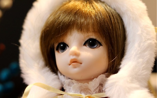 圣誕節給女朋友買什么禮物?小米有品的小可樂BJD娃娃值得考慮