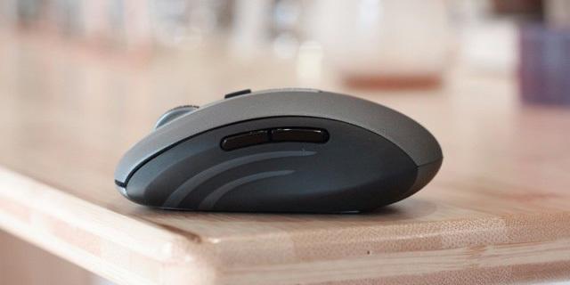 三模并济,触感灵敏,办公达人必备利器 — 雷柏 MT350 鼠标体验