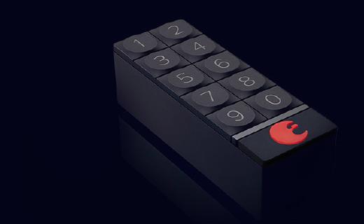 不同人用不同密码的智能锁,谁进家门一目了然