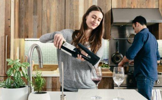 一瓶红酒喝不完浪费?试试这个便携式贮藏神器!