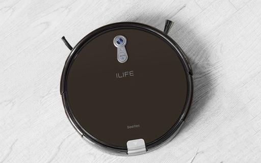 智能规划路线,扫拖一体,我的家务好帮手 — ILIFE智意天目 X660扫地机器人评测