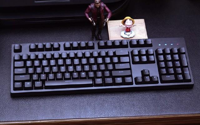 办公、游戏两开花,蓝牙有线多模切换——雷柏V708蓝牙机械键盘体验