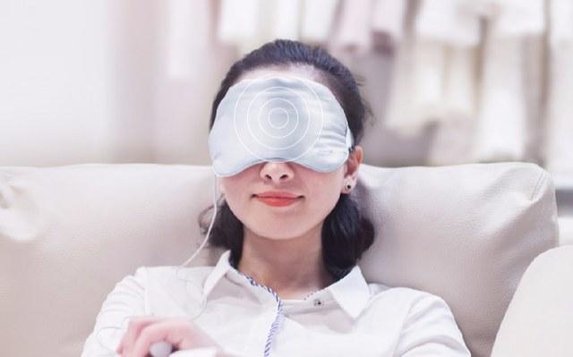 Aika石墨烯真丝发热眼罩
