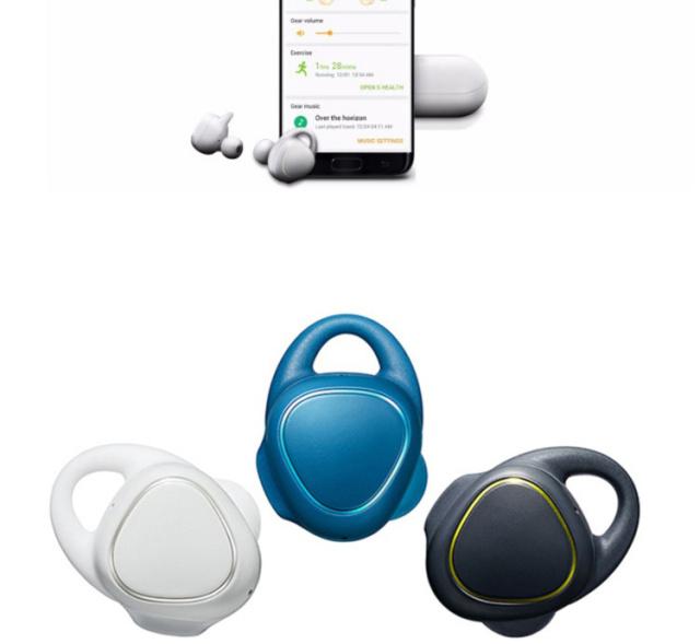 三星(SAMSUNG)GearIconX智能无线蓝牙运动耳机