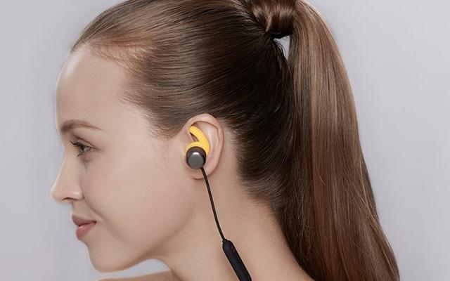 MOPS无线心率运动耳机