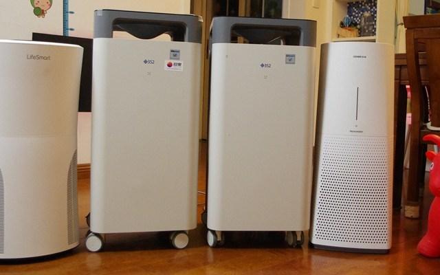 智能新体验、堆料再升级----352X83空气净化器评测
