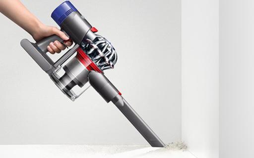 戴森V7系列吸尘器,200平别墅一次搞定清洁