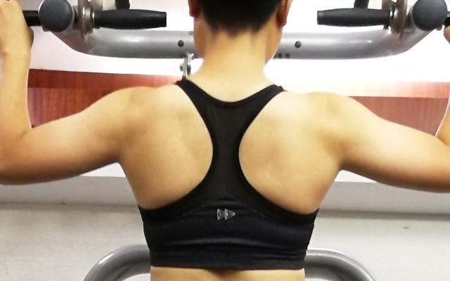 运动不做防护胸部晃动可达6cm!让它给你更舒适的保护