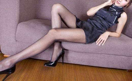 Phisofa连体丝袜:压力瘦腿弹力大,告别大象腿