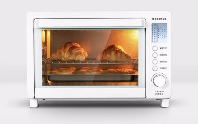圈厨24L家用电烤箱
