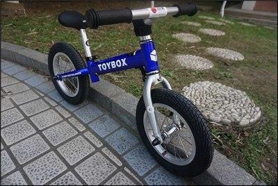 给孩子飞一般的感觉,TOYBOX儿童平衡车体验